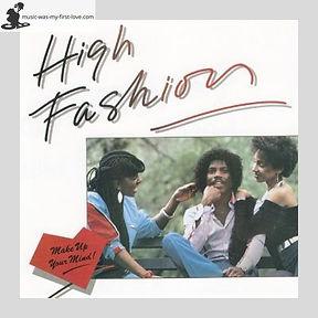 High Fashion - Make Up Your Mind