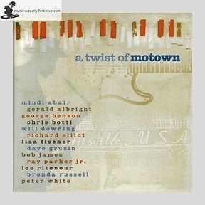 Sampler - A Twist Of Motown