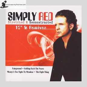 Simply Red - Stretched & Reconstructed