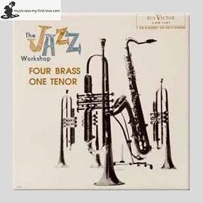Al Cohn - The Jazz Workshop: Four Brass, One Tenor