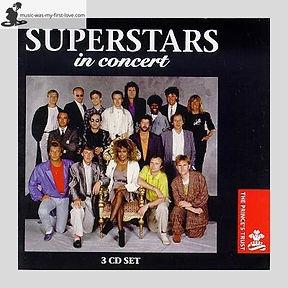 Sampler - Superstars In Concert