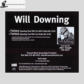 Will Downing - Fantasy