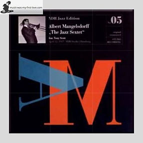 "Albert Mangelsdorff ""The Jazz Sextett"" feat. Tony Scott - NDR Jazz Edition No. 05"