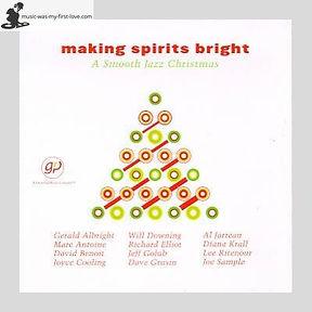 Sampler - Making Spirits Bright - A Smooth Jazz Christmas