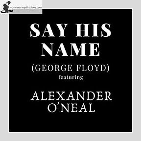 RRD2 feat. Alexander O'Neal - Say His Name (George Floyd)
