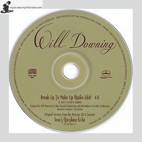 Will Downing - Break Up To Make Up