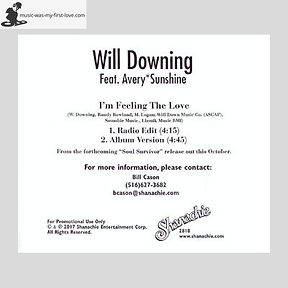 Will Downing - I'm Feeling The Love