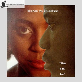Mica Paris & Will Downing - Where Is The Love