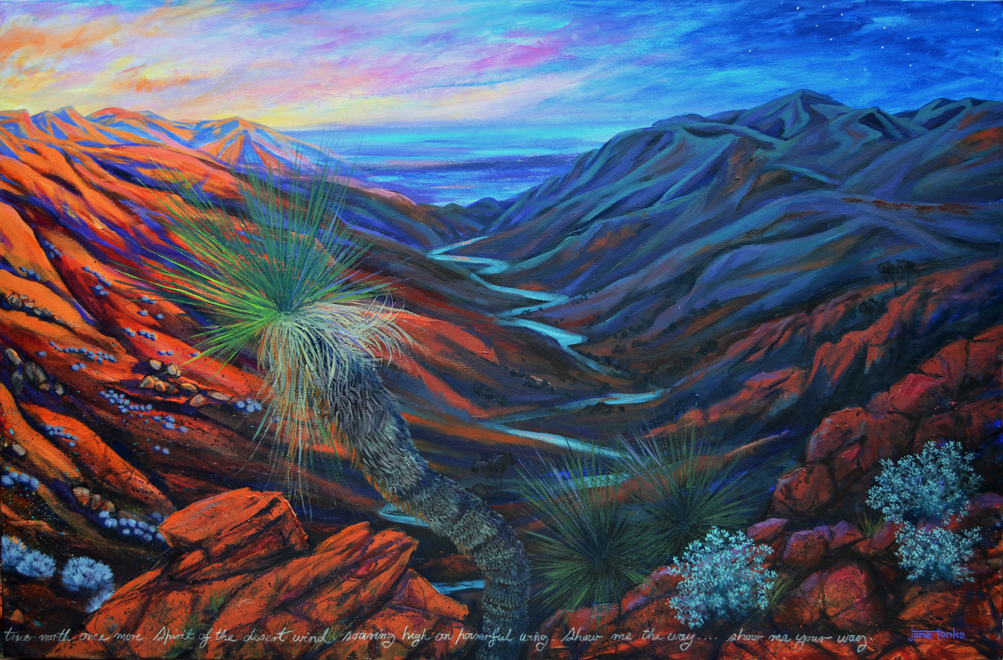 Arkaroola Series