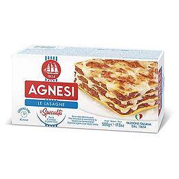 Agnesi Pasta Lasagne 500 g