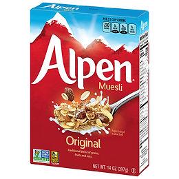 Alpen The Original Swiss Style Muesli