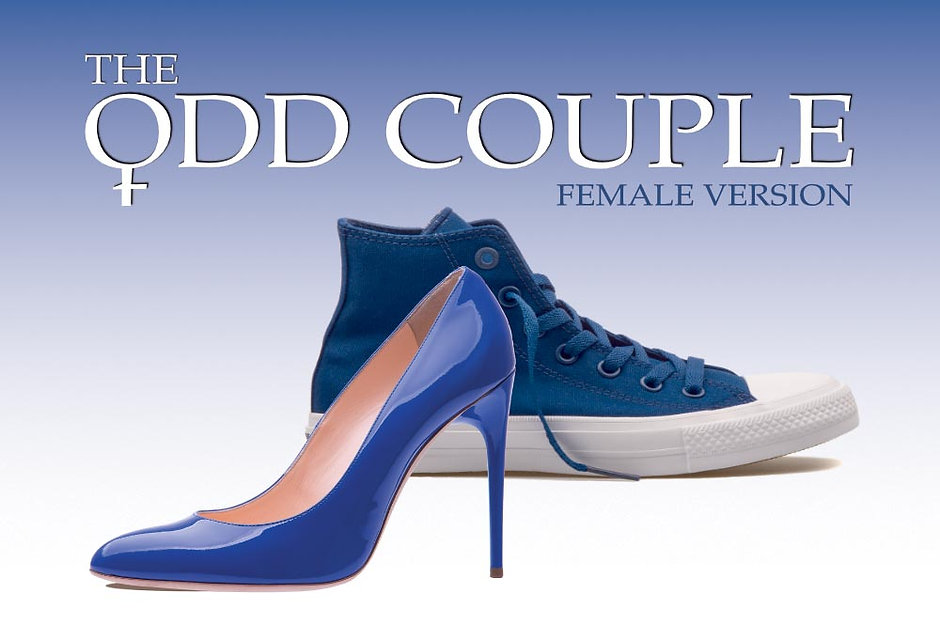 The Odd Couple (Female Version) | Habersham Community Theater