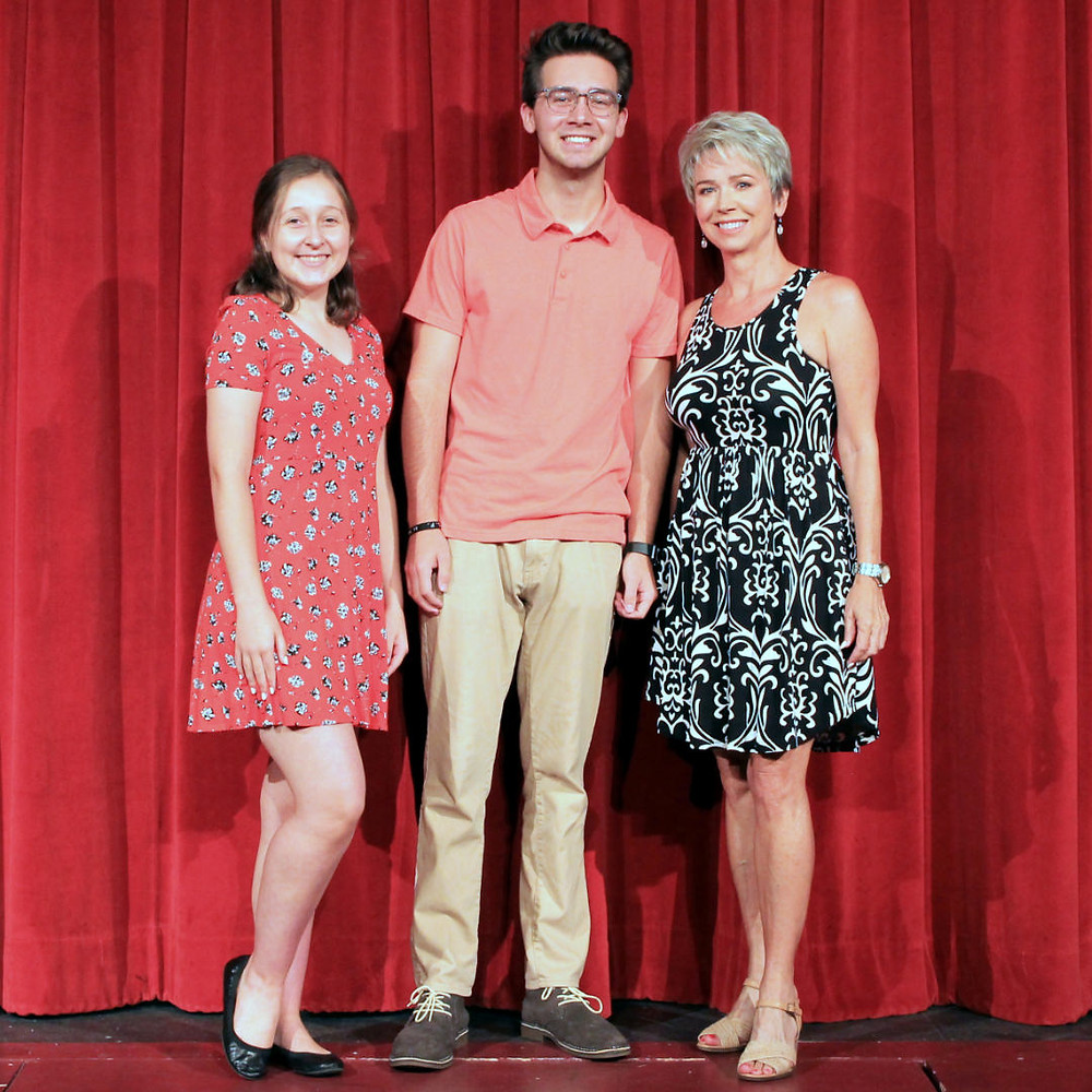 Congratulations to Rylan Pugh and Grace Wills, joint recipients of the 2020 Stephen Jones Grizzard Memorial Scholarship! Rylan and Grace were awarded their scholarships this summer by Barbara Grizzard, an HCT alumna and wife of the late Steve Grizzard.