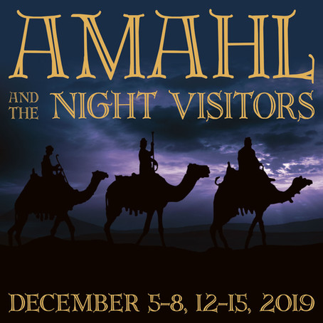 "Tickets Now on Sale for ""Amahl and the Night Visitors"""