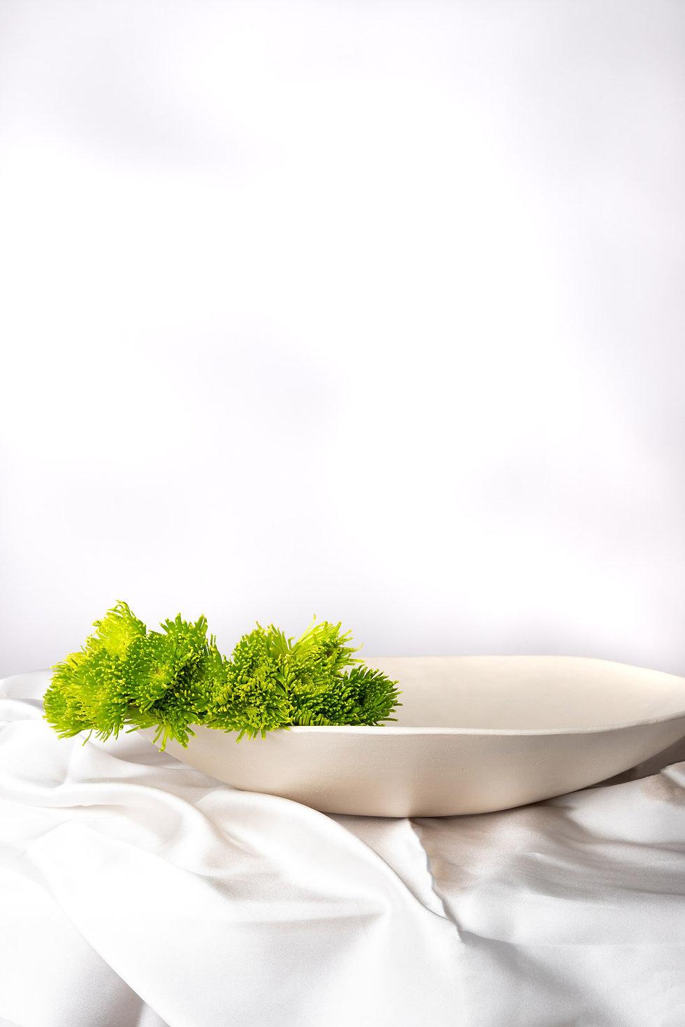 Natural asthetik original products stillness bowl, luxury home decor