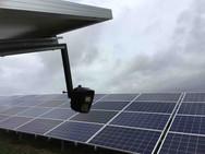 Absicherung Solarpark alarm.direct