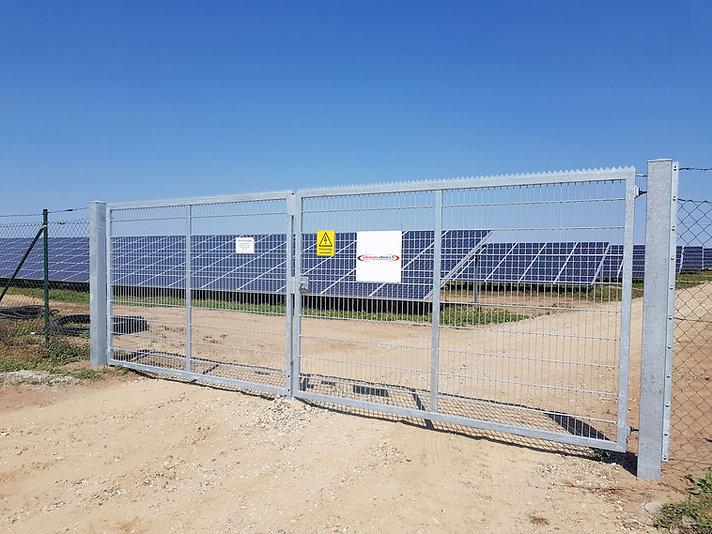 solarparksicherung