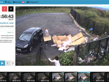 Autarkes Videoberwachungssystem alarm.direct