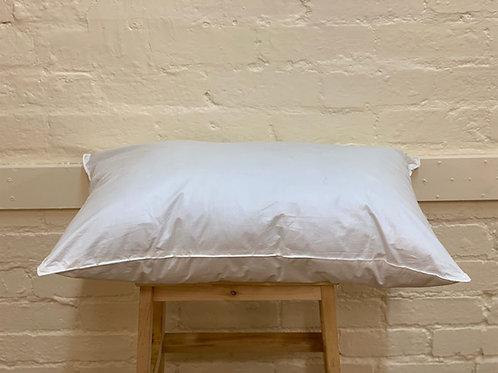 Alpaca fleece pillow