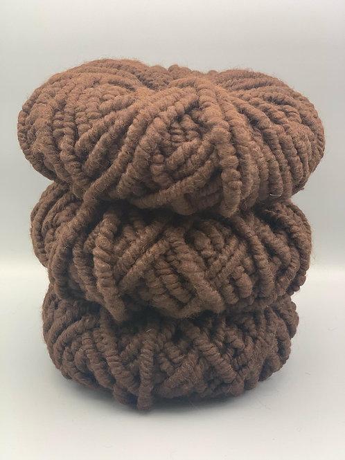 200g Chunky Knit Alpaca fleece wool