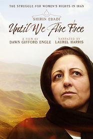 Shirin Ebadi Film Poster