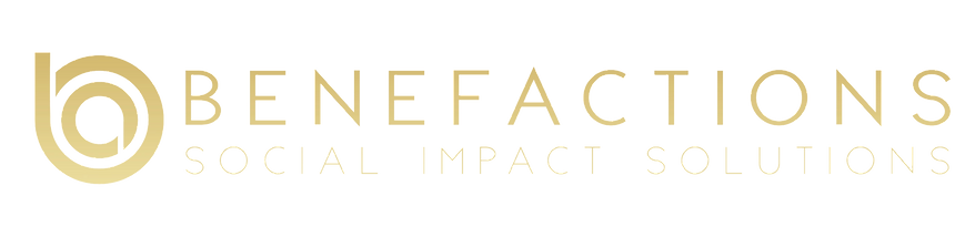 Benefactions social impact solutions logo