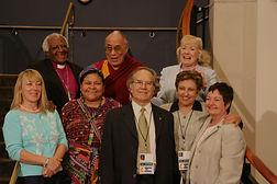 PeaceJam nonprofit lef by 14 Nobel Peace Laureates