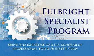 Fulbright Specialist Program