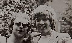 Ray Williams and Elton John