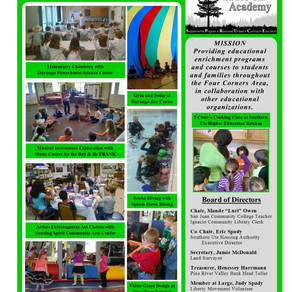 SPRUCE Annual Report