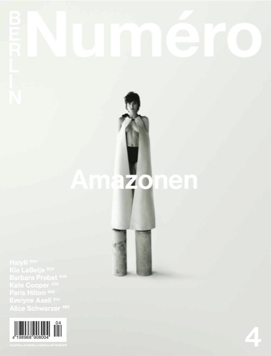 Numero Berlin no.4