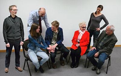 Ensemble Beggeschmütz und Spitzbuebe