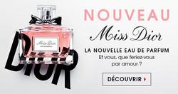 BLOC MARQUE - MISS DIOR