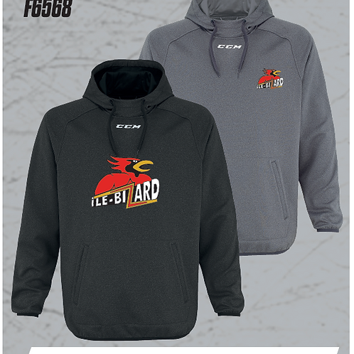 F6568: TEAM TRAINING PULLOVER HOODIE