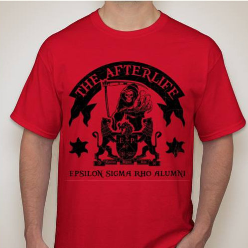"""""""The Afterlife"""" Alumni T-Shirt"""