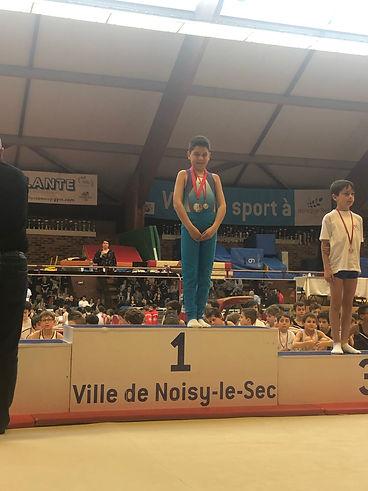 Amaury Gymnastique Artistique Masculine