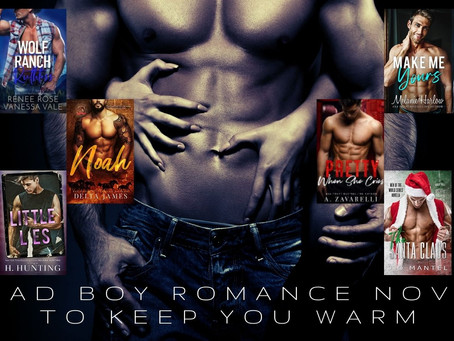 10 Bad Boy Romance Novels To Keep You Warm