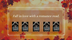 Fall in love with a romance read.