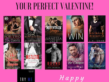Make These Book Boyfriends Your Perfect Valentine!