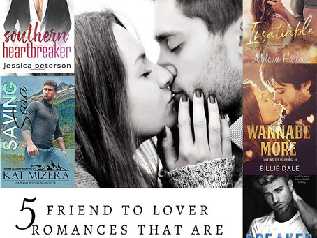 5 Friend to Lover Romances That Are Sure to Warm Your Heart