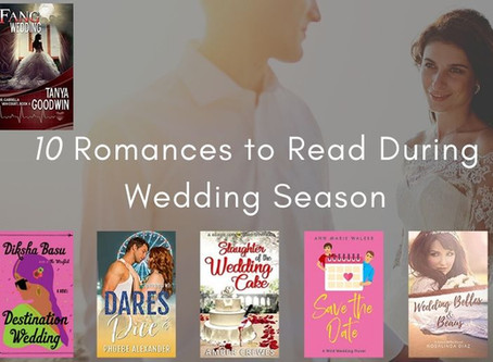 10 Romances to Read During Wedding Season
