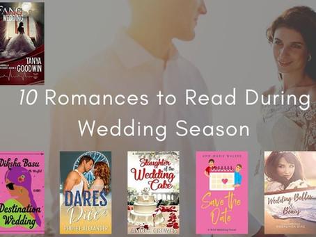 10 Romances to Read During Wedding Season