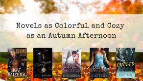 Novels as Colorful and Cozy as an Autumn Afternoon