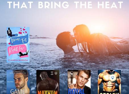5 Summer Romances That Bring The Heat