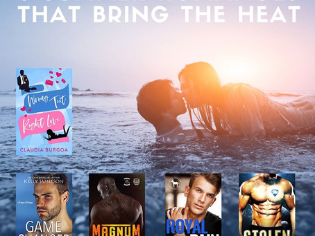 5 Summer Romances That Bring The Heat