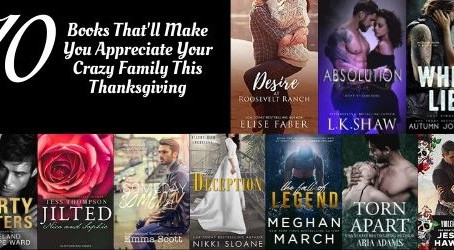 10 Books That'll Make You Appreciate Your Crazy Family This Thanksgiving