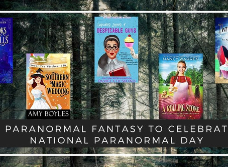 5 Paranormal Fantasy To Celebrate National Paranormal Day