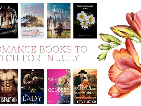 10 Romance Books To Watch For In July