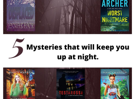 5 Mysteries that will keep you up at night.