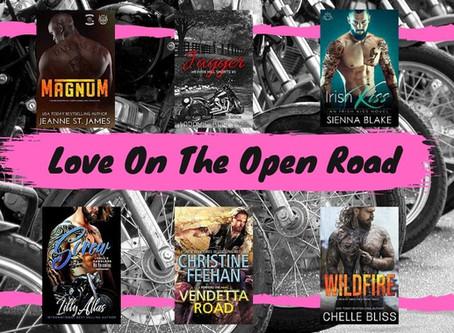 Love On The Open Road - 10 MC Romance Novels